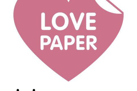 twosides lovepaper logo
