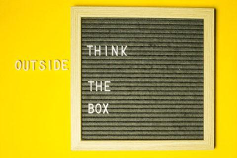 BrandGarden Beratung Think outside the box